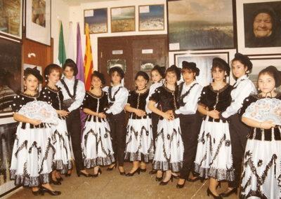 Grupo de Baile Bahía de Cádiz Año 2000